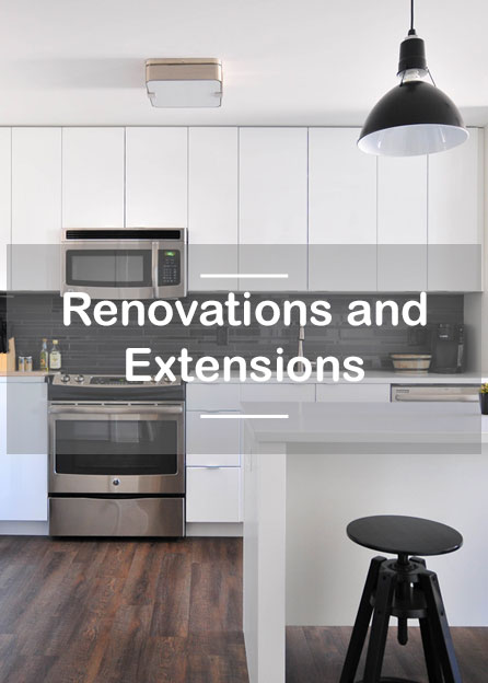 Block 3 – Renovations and Extensions [Do not change]