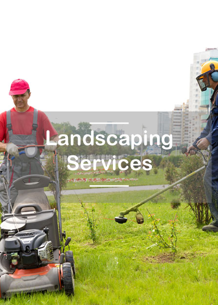 Block 2 – Landscaping Services [Do not change]
