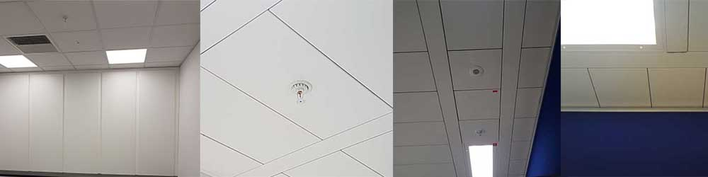 ceilings and partitions Limerick