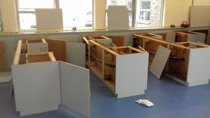 science laboratory units