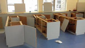 science laboratory units