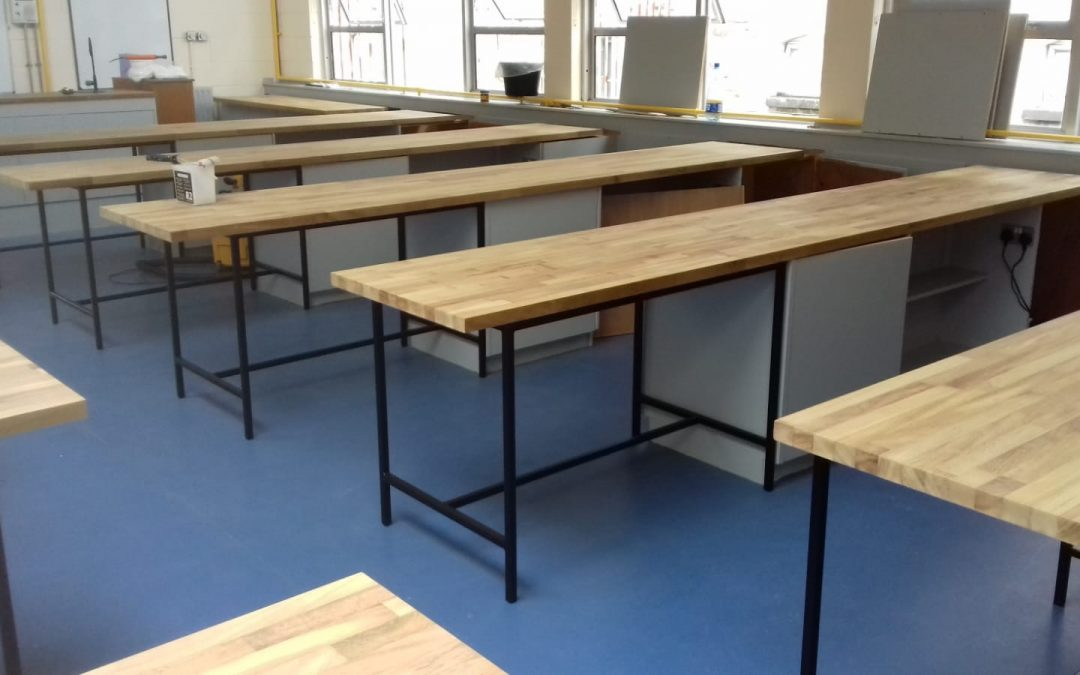 School Science Laboratory Refurbishment