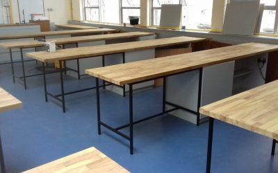 School Science Laboratory Refurbishment