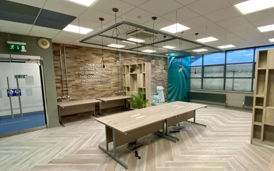 Fit-out and Alteration Works for Learning Support Hub at Raheen Further Education and Training Centre, Raheen Business Park